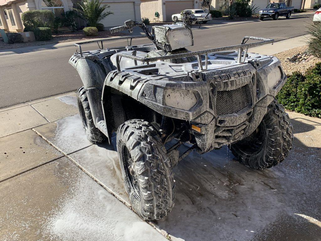 ATV Scottsdale Detailing